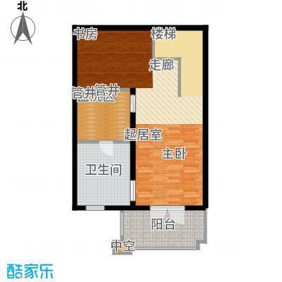 汤INN酒店式公寓74.00㎡一期公寓D户型