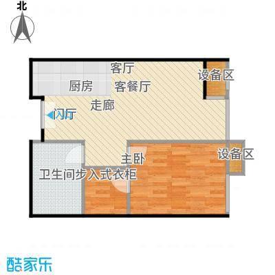国瑞紫金阁C2户型