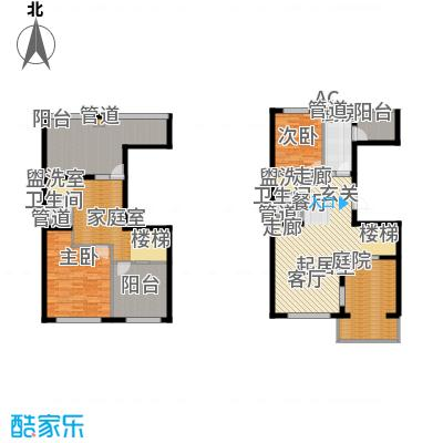 高教新城·学区嘉园145.00㎡高教新城・学区嘉园惠风园W跃4号楼户型
