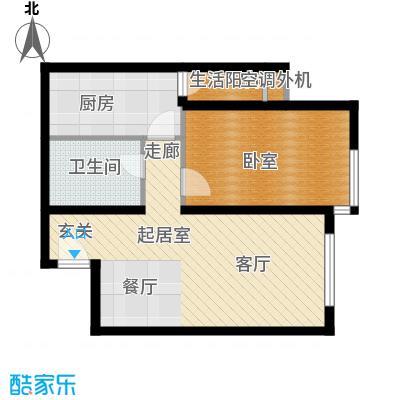 荣丰20081户型