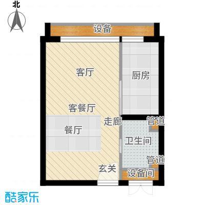 中弘北京像素D3户型
