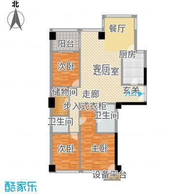 西钓鱼台嘉园160.49㎡二期五号楼面积16049m户型