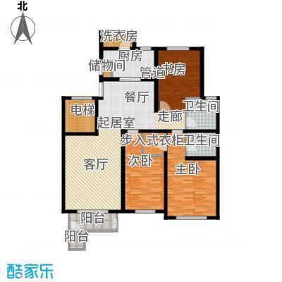 北京太阳城146.00㎡U1面积14600m户型