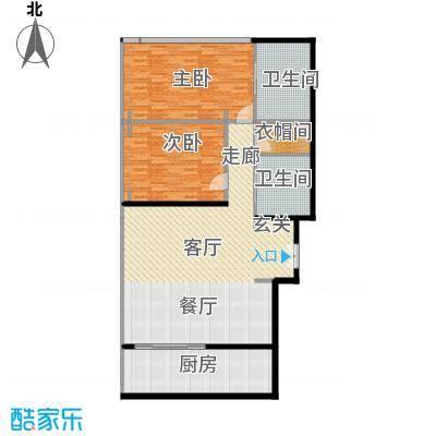 三里屯SOHO公寓L2103户型
