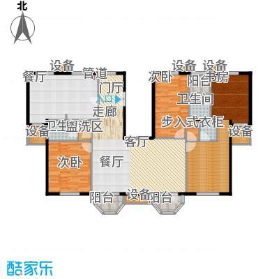 中海城圣朝菲PH3AE3A标准户型