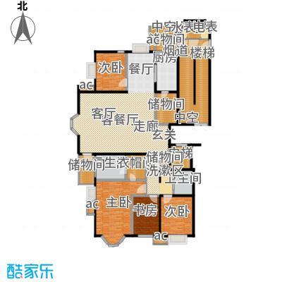 上京新航线三期视界304G户型