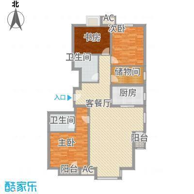 万年花城一期150.22㎡5#楼a面积15022m户型