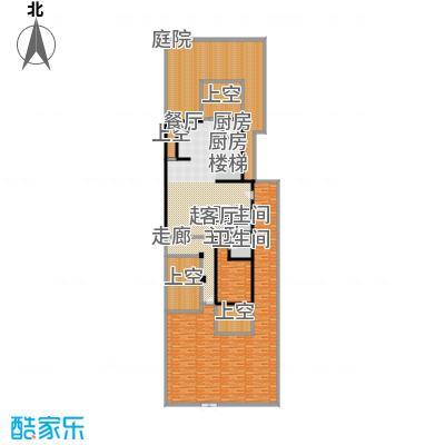 龙湖·花盛香醍236.00㎡龙湖・花盛香醍E11层面积23600m户型