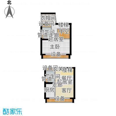 中弘北京像素D2户型