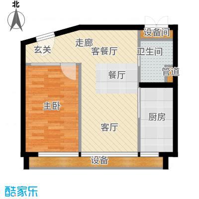 中弘北京像素Z5户型
