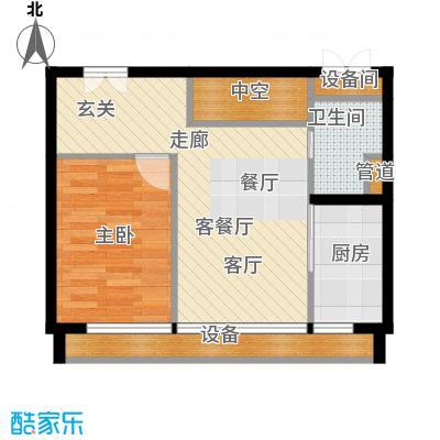 中弘北京像素Z6户型