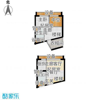 中弘北京像素F3户型