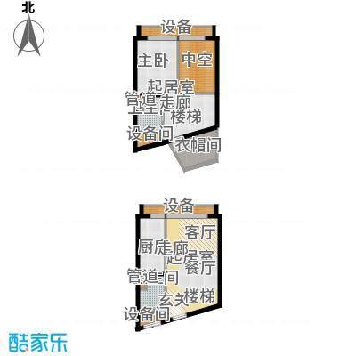 中弘北京像素F5户型