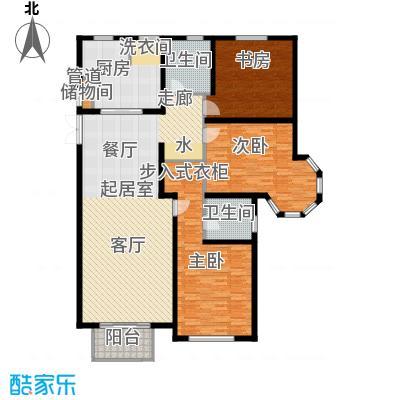 北京太阳城162.00㎡U2面积16200m户型