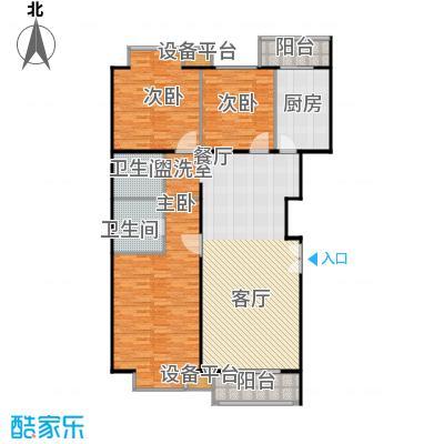 幸福家园19号楼AD户型