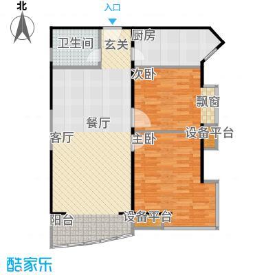 幸福家园17号楼04户型