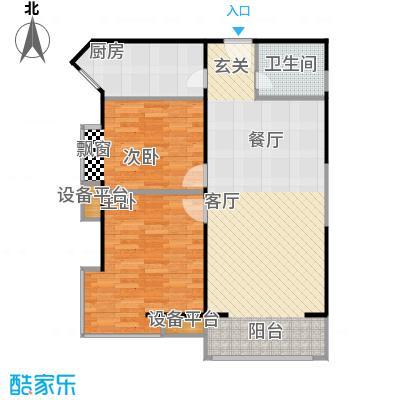 幸福家园17号楼03户型
