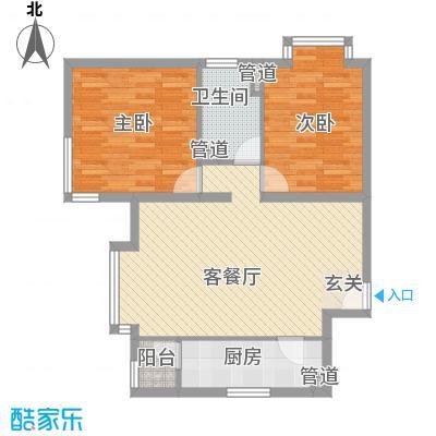 幸福家园7-52户型