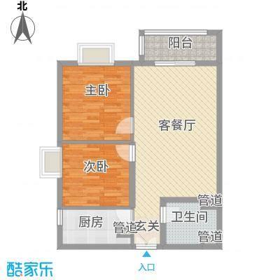 幸福家园21楼03户型
