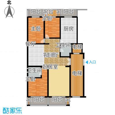 新裕家园2户型