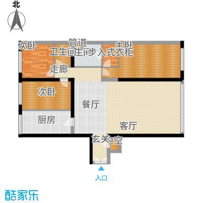 US联邦公寓199.81㎡G面积19981m户型