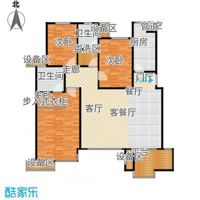 万科深蓝万科新榆公馆二期住宅洋房-4户型
