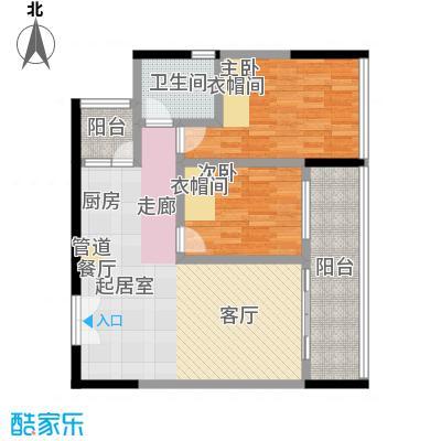 宗申・动力城动力城90.46㎡B325号户型