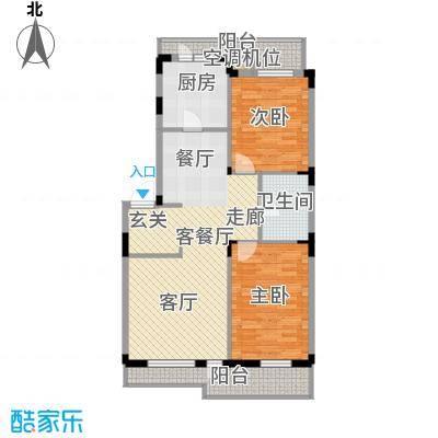 理想新城一期理想新城1期住宅-1户型