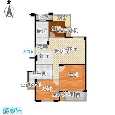 荣安琴湾H2户型