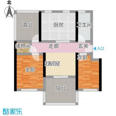 桃花园山澜乡韵三期-户型