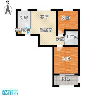 新华佰代宜居房型图户型