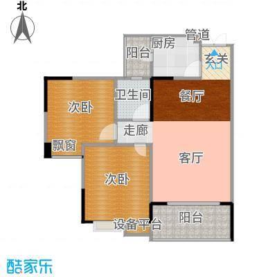 劲旅・丽景花园6号房/7号房3号楼/4号楼户型