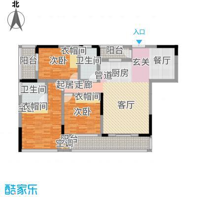宗申・动力城动力城107.11㎡B114号户型