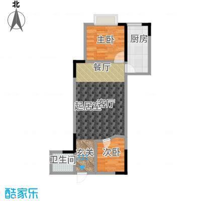 金江大厦55.83㎡――29套户型