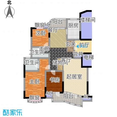 锦上华庭荣邸--18套户型