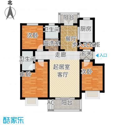 海城公寓D户型