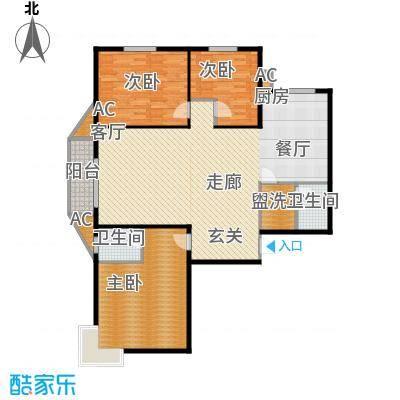 华泰・忆江南忆江南139.88㎡户型