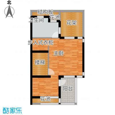 三江尊园200.00㎡地上三层-联排别墅-户型