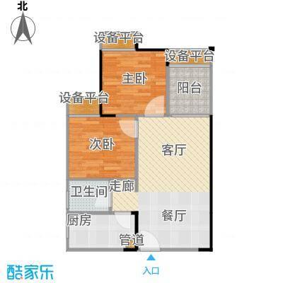 华宇・金沙港湾户型