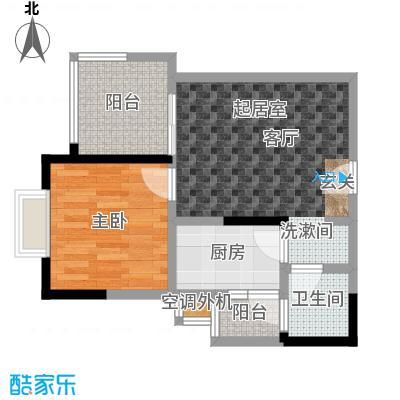四季香山沛鑫・四季香山40.84㎡--68套户型