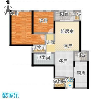 海河・金湾公寓户型