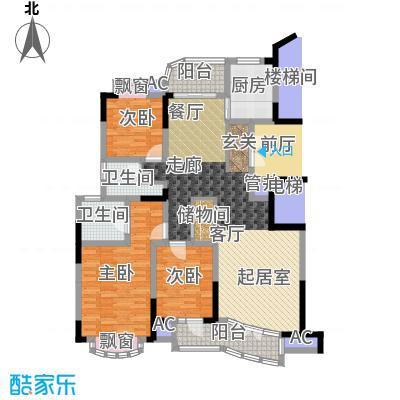 锦上华庭荣邸--21套户型