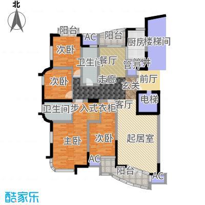 锦上华庭荣邸--19套户型