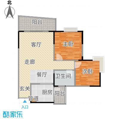 港城凤鸣香山-户型