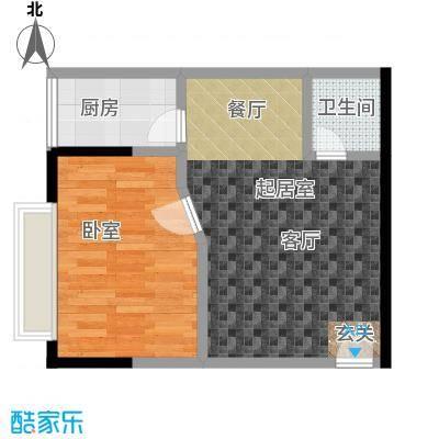 金江大厦43.79㎡――29套户型