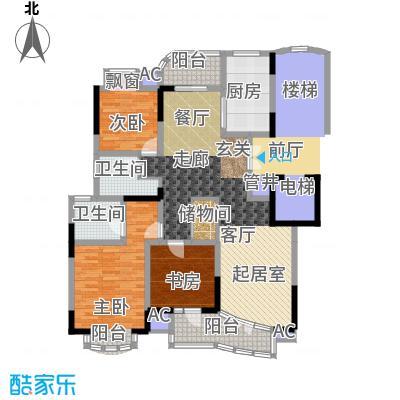 锦上华庭荣邸--16套户型