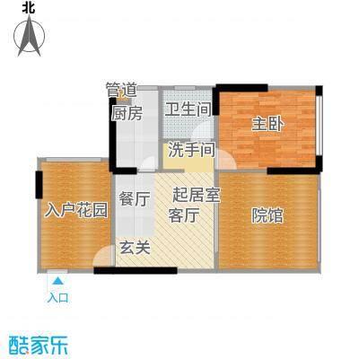 隆鑫国际D户型