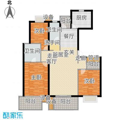 仁达公寓户型