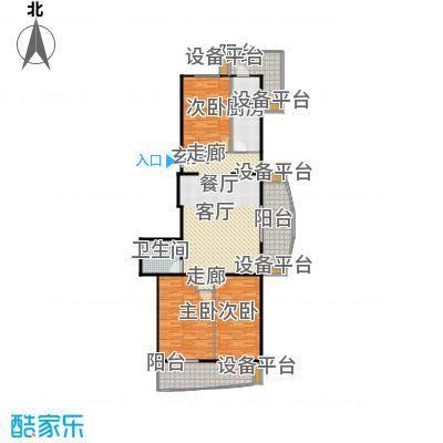 永合馨苑(尾盘)157.50㎡户型