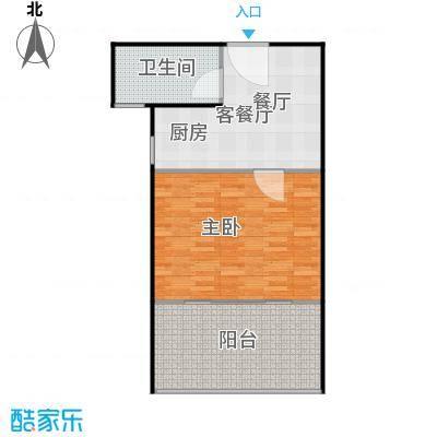 香江康桥41.87㎡--216套户型